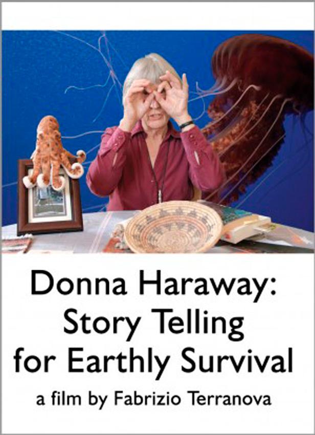 Resultado de imagen de imágenes de Donna Haraway: storytelling for earthly survival