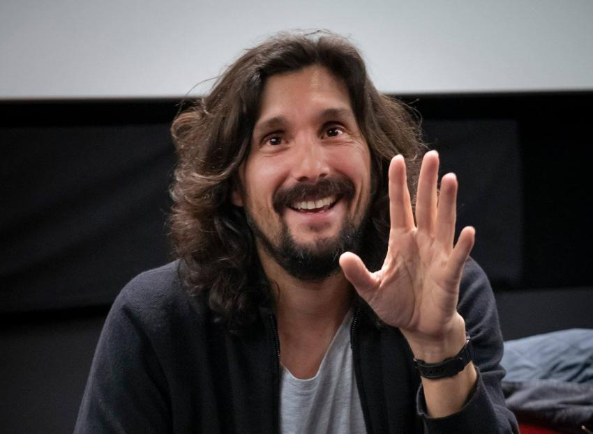 CLASE MAGISTRAL LISANDRO ALONSO