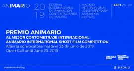 Premio animario al mejor cortometraje animado / Animario International Short Film Competition