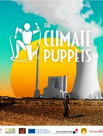 The Climate Puppets, cut the ropes
