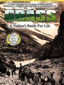 GRASS: A NATION'S BATTLE FOR LIFE / SALT FOR SVANETIA / PAMIR, ROOF OF THE WORLD