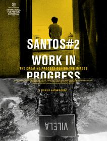SANTOS#2 WORK IN PROGRESS