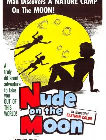 NUDE ON THE MOON